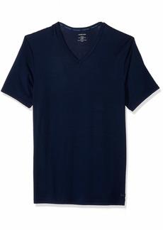 Calvin Klein Men's Ultra Soft Modal V Neck T-Shirts  XL