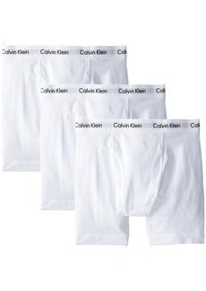 Calvin Klein Men's Underwear 3 Pack Cotton Stretch Boxer Briefs