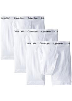 Calvin Klein Men's Underwear 3 Pack Cotton Stretch Boxer Briefs