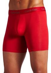 Calvin Klein Men's Underwear Body Modal Boxer Briefs True red