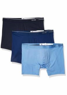 Calvin Klein Men's Underwear CK One Micro Boxer Briefs  S