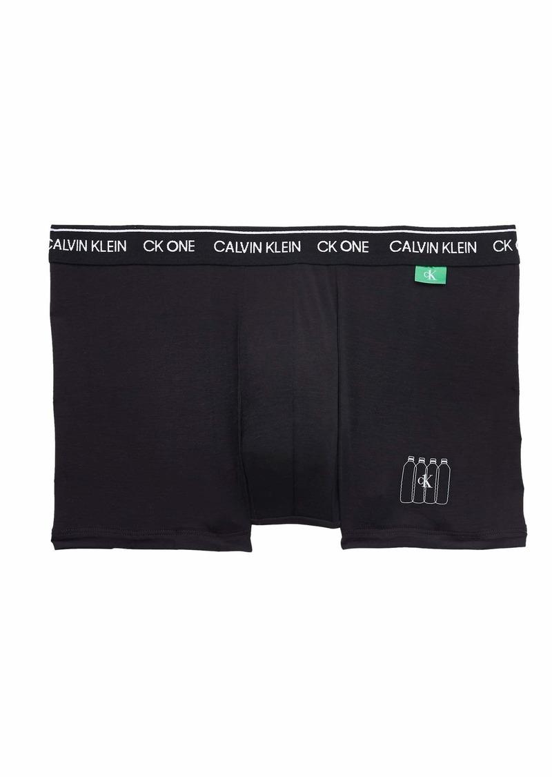 Calvin Klein Men's Underwear CK One Recycle Trunks  XL