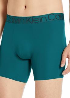Calvin Klein Men's Underwear Compact Flex Micro Boxer Briefs  S