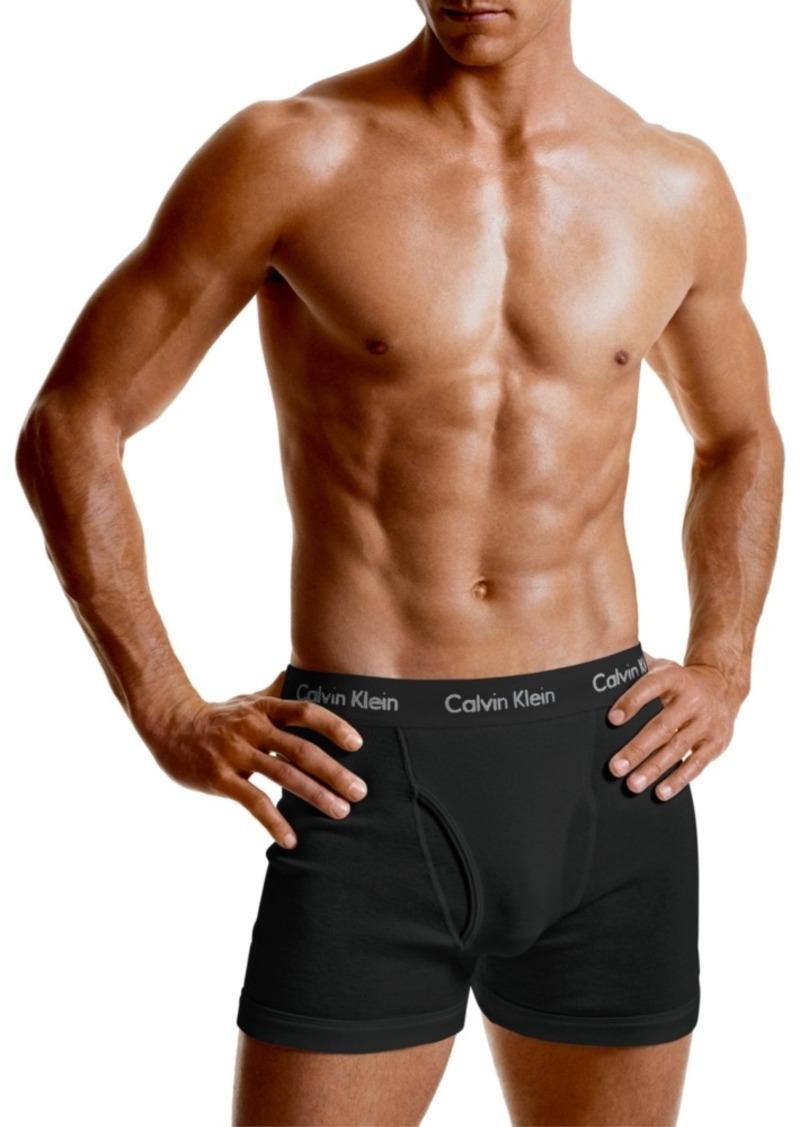 4e9251d65041 Calvin Klein Calvin Klein Men's Underwear, Cotton Stretch Boxer ...