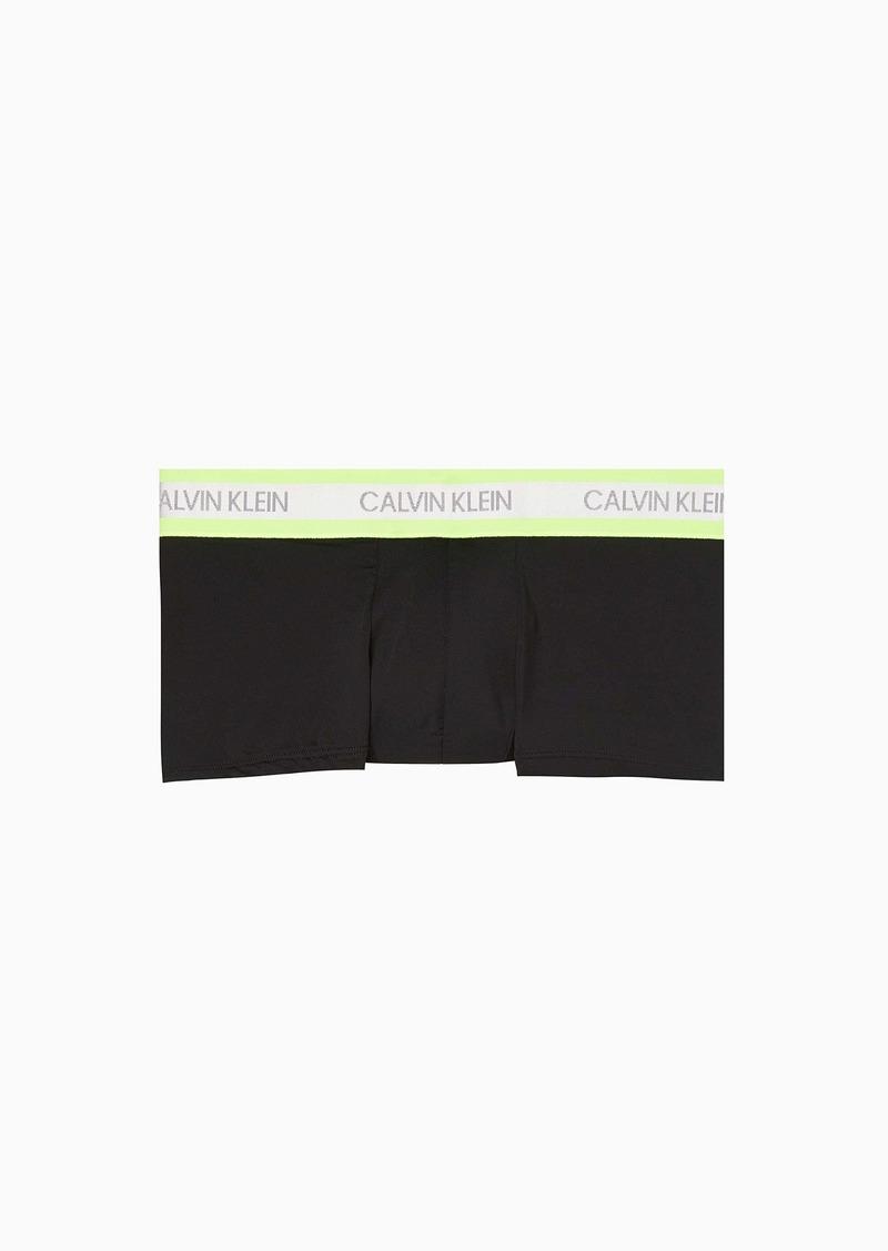 Calvin Klein Men's Underwear Neon Micro Low Rise Trunks  L