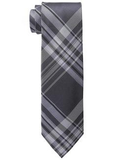 Calvin Klein Men's University Plaid Tie