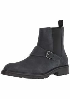 Calvin Klein Men's Upton Calf Suede Ankle Boot   M US