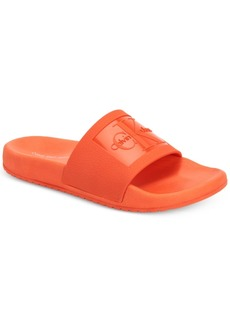 Calvin Klein Men's Vincenzo Jelly Slides Men's Shoes
