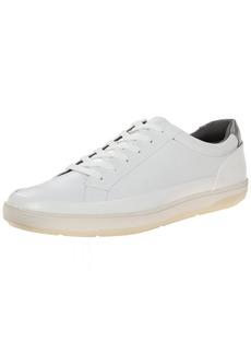 Calvin Klein Men's Ward Leather/Box Fashion Sneaker   M US