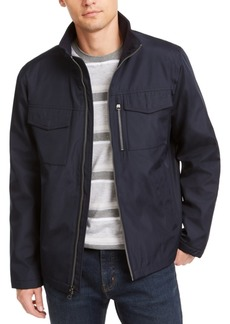 Calvin Klein Men's Western Pocket Open Bottom Jacket