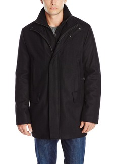 Calvin Klein Men's Wool Stadium Jacket  S