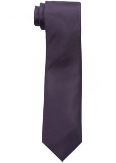Calvin Klein Men's X Liquid Luxe Solid Tie  One Size