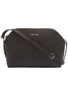 Calvin Klein Mercy Leather Crossbody