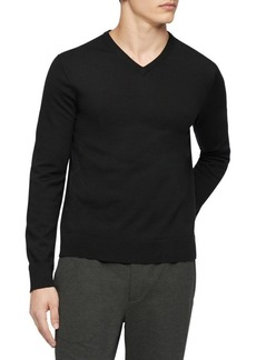 Calvin Klein Merino V-Neck Sweater