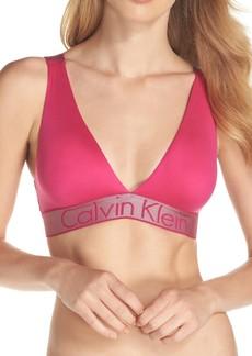Calvin Klein Mesh Strap Bralette