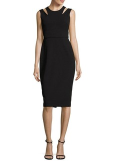 Calvin Klein Midi Sheath Dress