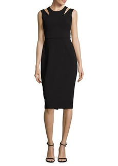 Midi Sheath Dress