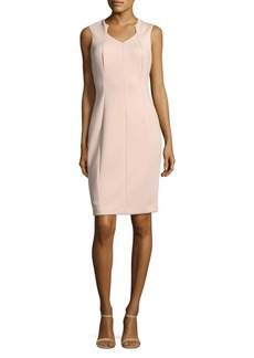 Calvin Klein Minimalistic Sleeveless Dress