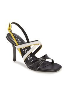 Calvin Klein Miu Strappy Sandal (Women)