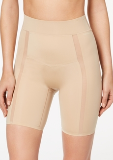 Calvin Klein Women's Moderate-Control Thigh Shaper Shorts QF4264