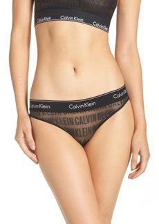 Calvin Klein Modern Bikini