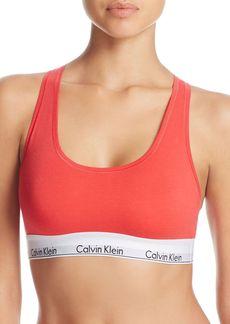 Calvin Klein Modern Cotton Bralette #F3785