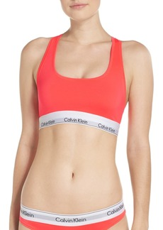 Calvin Klein Modern Cotton Collection Bralette
