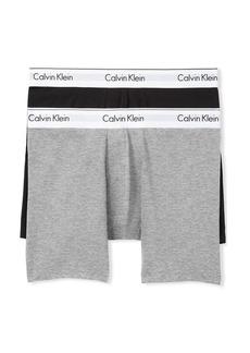 Calvin Klein Modern Cotton Stretch Boxer Briefs - Pack of 2