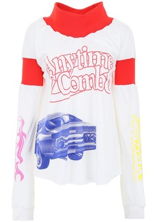 Calvin Klein Modernist Print T-shirt