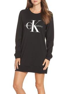 Calvin Klein Monogram Lounge Sleep Shirt
