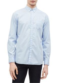 Calvin Klein Monogram Striped Shirt