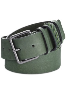 Calvin Klein Multi Loop Leather Belt
