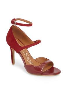 Calvin Klein Nadeen Strappy Sandal (Women)