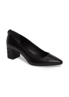 Calvin Klein Natalynn 2 Texture Heel Pump (Women)