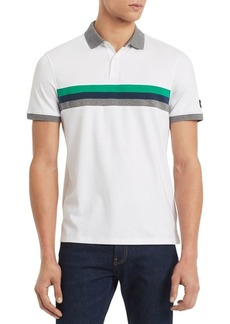 Calvin Klein New Essentials Liquid Touch Regular-Fit Cotton Polo