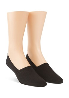 Calvin Klein No Show Liner Socks, Pack of 2