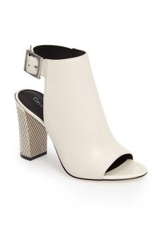 Calvin Klein Norah Metallic Heel Sandal (Women)