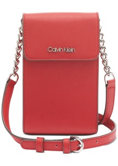 Calvin Klein North South Leather Crossbody