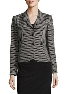 Calvin Klein Notched Collar Jacket