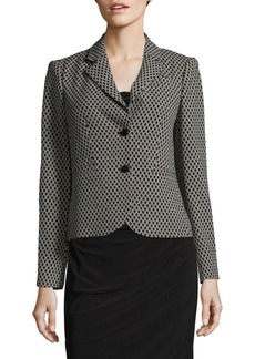 Calvin Klein Notched Collar Jacket