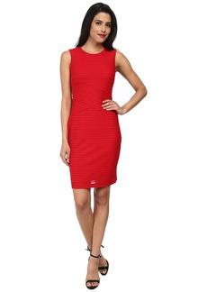 Calvin Klein Novelty Matte Jersey Dress