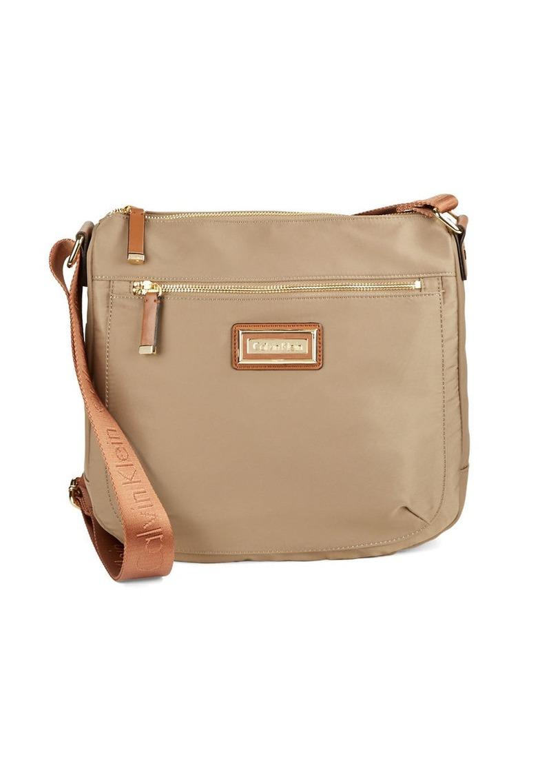 Calvin Klein Nylon Crossbody Bag