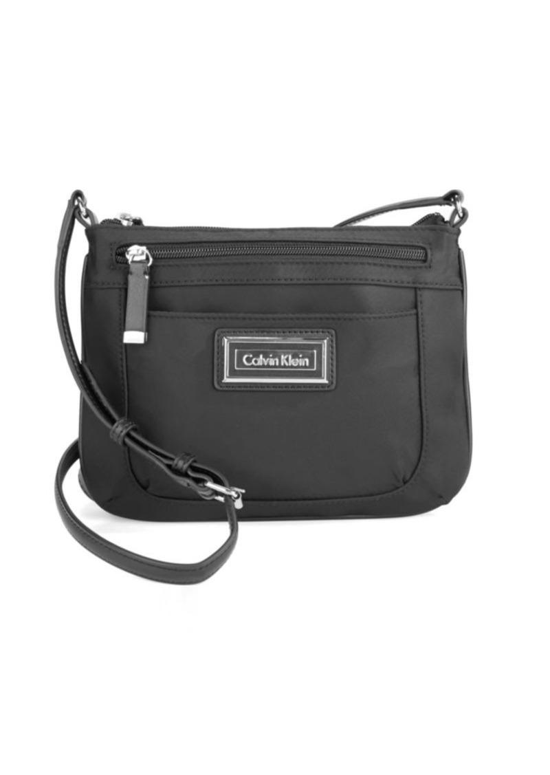 bf9c1219ae5 Calvin Klein Calvin Klein Nylon Crossbody Bag Now $35.20