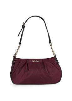 CALVIN KLEIN Nylon Demi Shoulder Bag