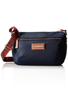 Calvin Klein Nylon East/West Cross-Body Bag