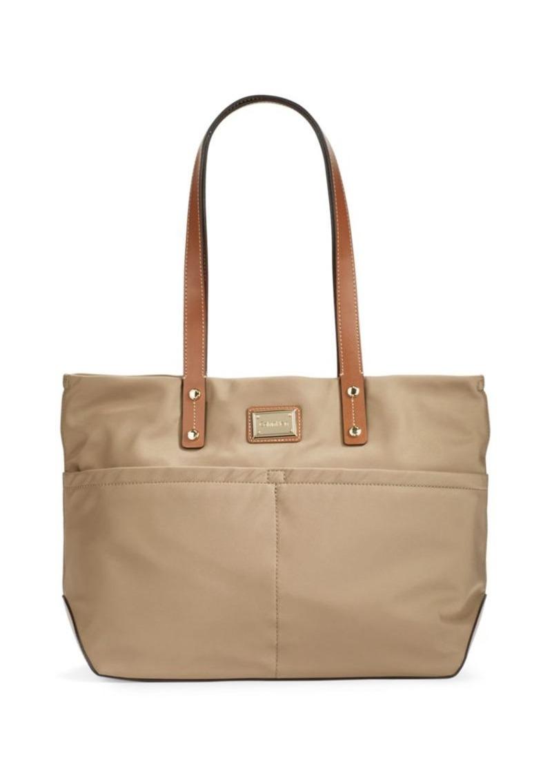 293847c55c1 Calvin Klein Calvin Klein Nylon Tote Bag | Handbags