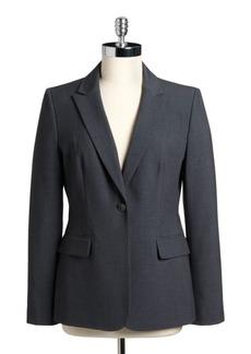 Calvin Klein One Button Jacket