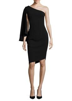 Calvin Klein One-Shoulder Dress