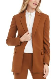 Calvin Klein Open-Front Blazer