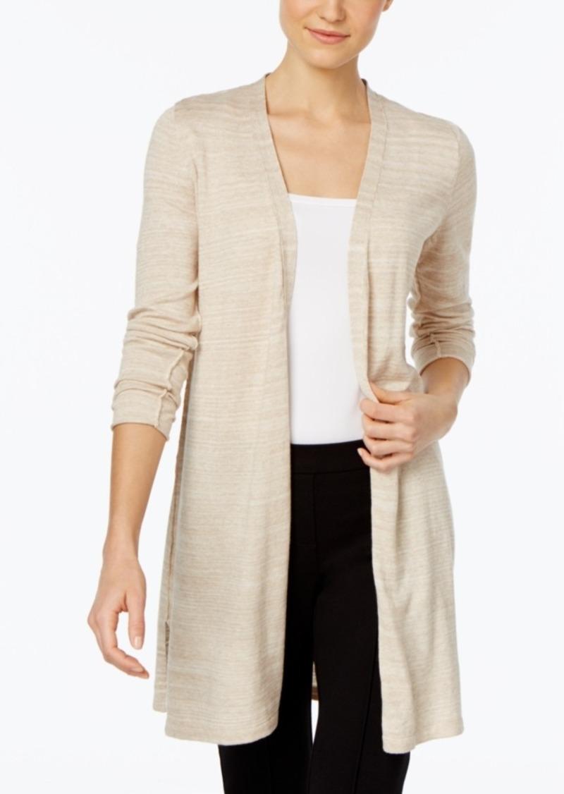 Calvin Klein Calvin Klein Open-Front Duster Cardigan | Sweaters ...
